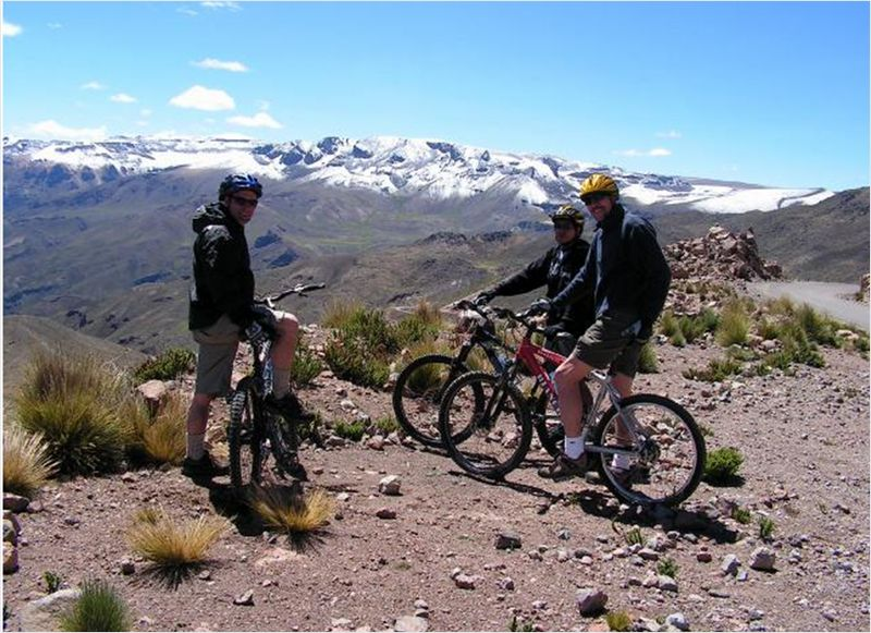 Discover Rural Arequipa By Bike