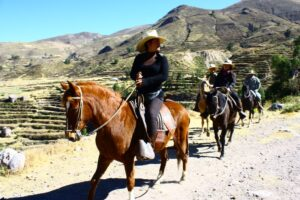 Horseback Riding Arequipa