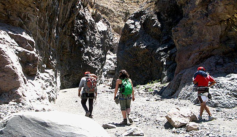 Rock Climbing In Arequipa