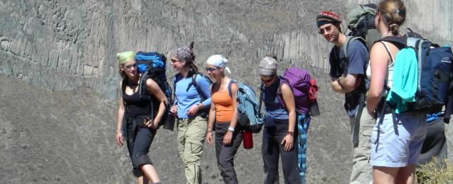 3 Days Trek Colca Canyon