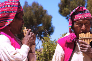 Lake Titikaka And Island Home Stay